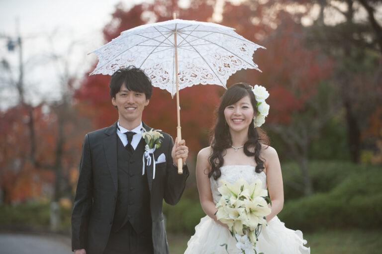 結婚前のウエディングフォト